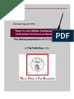 The Misrepresentation of U.C.C.'s