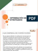 Optimizacion de Inventarios - Ch