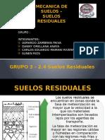 SUELOS RESIDUALES