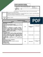 Plan de Evaluación 4o Bim. 3 Grado_ Teatro
