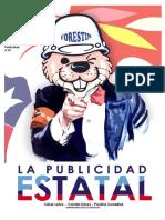 Publicidad Estatal - administración de empresas
