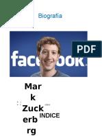 Biografía Mark