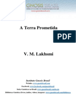 V. M. Lakhsmi – a Terra Prometida