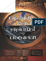 Mario Bertolini Ocultismo, Guerra Espiritual y Liberacion Copia