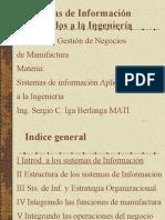S-01 Sist. Información en La Ingenieria