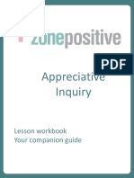 Appreciative Inquiry Workbook