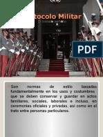 Protocolo militar
