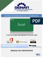 CALCULANDO CON EXCEL 2013.pdf