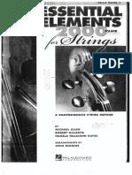 Essential Cello