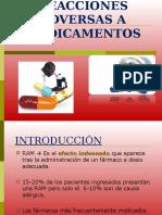 Reacciones-Adversas Medicamentos ( Farmacologia TS)