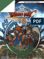Bradygames - Dragon Quest VIII