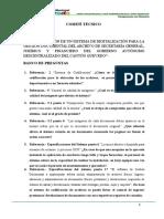 Comite Técnico Del Sistema de Digitalización Preguntas1