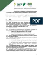 Chamada Pública PRODAV 14 2016