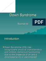 7.Down Syndrome