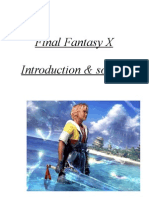 Final Fantasy X   introduction et soluce