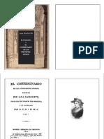 Radcliffe Ann - El Italiano O El Confesonario De Los Penitentes Negros.pdf