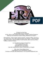 ERA Epic Storytelling Game