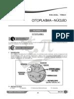 CITOPLASMA - NÚCLEO