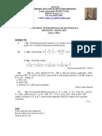 2016_Matematica_Concursul interjudetean 'ARGESGIM'_Clasa a VIII_a_Subiecte+Bareme