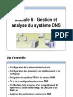 Chap III-A Gestion de DNS Server