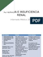 Ictericia e Insuficiencia Renal
