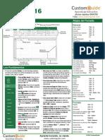 Excel 2016 Cheat Sheet Es