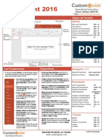 Powerpoint 2016 Cheat Sheet Es