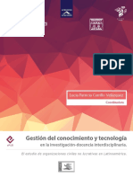 Ceiich Gestion Conocimiento Tecnologia - Copy