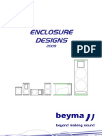 Beyma 2009 Designs