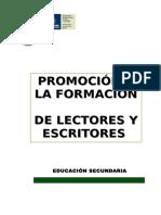 Prim. Texto Promocion Secundaria