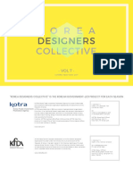 2017.2 Korea Designers Collective_ VOL 7 (Top 19 Brands)