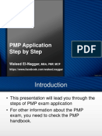 PMP Exam Application - Step by Step.pdf