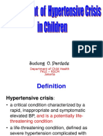 Revisi Hypertensive Crisis - IDAI on Line July 2015