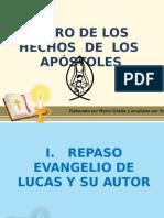 Vision General Libro Hechos de Los Apostoles