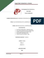 Plan de seguridad de una empresa papelera