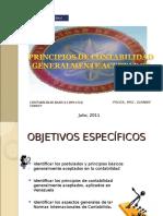 Tema i. Principios de Contabilidad Generalmente Aceptados