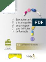 T. Ansiedad Farmaco