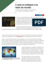 G1 - Língua Inglesa Varia No Sotaque e Na Gramática Ao Redor Do Mundo - Notícias Em Vestibular e Educação
