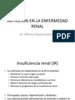 Nutrición en La Enfermedad Renal (1)