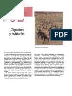 Digestion y Nutricion
