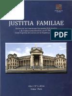 Justitia Familiae