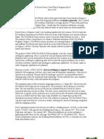 Firewatch Program Brief - 2010