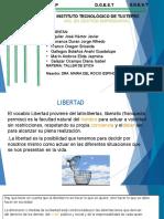 Etica Exposicion Libertad