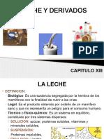 LECHE Y DERIVADOS CAP XIII.pptx