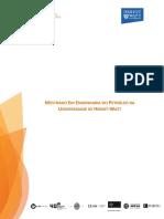 Brochura Mestrado HWU- Português 2016-17