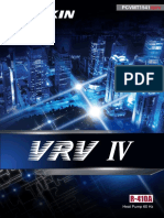 VRV-IV Sales Catalogue - Shanghai - PCVMT1541aprvA4