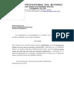 Aviso Ampliacion Al Archivo General de Protocolos