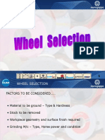 Wheel Selection