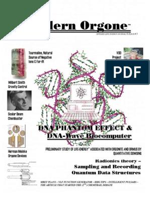 Jon Logan - Modern Orgone pdf | Genetics | Organisms