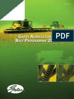 Gates Agricultural Belt Programme 2011